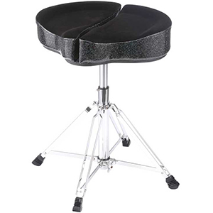 Ahead Spinal-G Drum Throne - Black