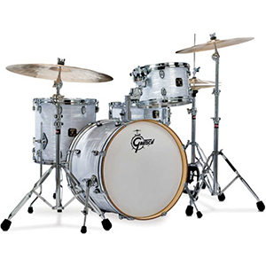 Gretsch Drums Catalina Club Jazz - Blue Silk Marine Pearl [CC-J404-BLS]
