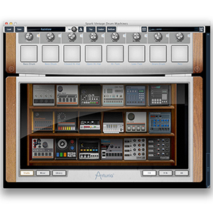 Spark Vintage Drum Machines