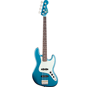 Squier James Johnston Jazz Bass Lake Placid Blue [0301078502]
