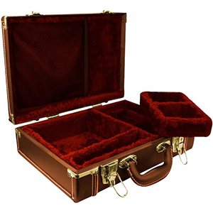 Hohner Briefcase Brown [C-BC-BR]