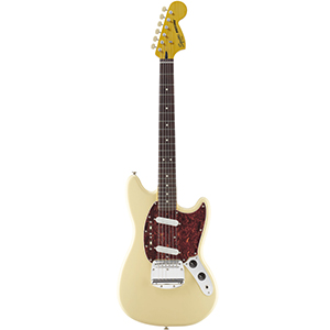 Squier Vintage Modified Mustang Vintage White [0302200541]