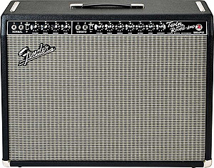 Fender 65 Twin Reverb - Black