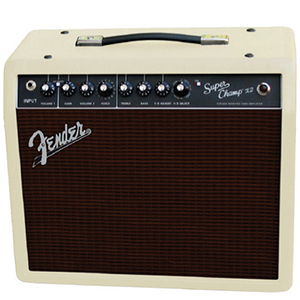 Fender Super Champ X2 Combo Blonde Oxblood FSR [2223000400]
