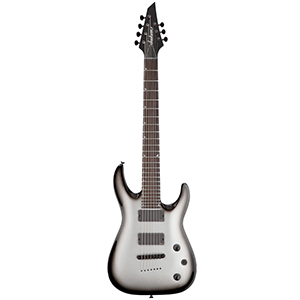 SLATTXMG3-7 Soloist Silver Burst