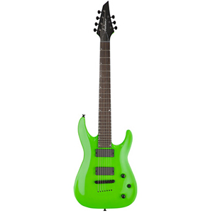 Jackson SLATTXMG3-7 Soloist Slime Green