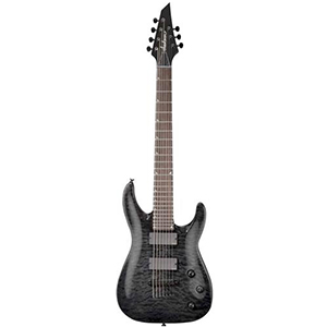 SLATTXMGQ3-7 Soloist Transparent Black