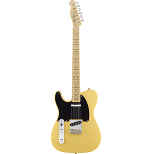 Fender American Vintage 52 Telecaster Butterscotch Blonde Left-Handed [0110222850]