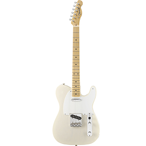 Fender American Vintage 58 Telecaster Aged White Blonde