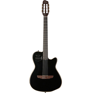 Godin Multiac Series-ACS Black Blemished [032174]