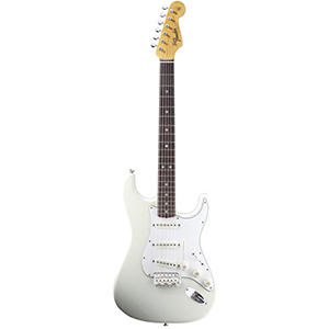 Fender American Vintage 65 Stratocaster Olympic White