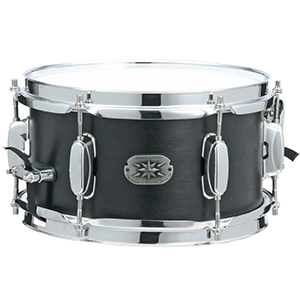 Tama Birch Ply Snare Weathered Black [WS1055MWBK]