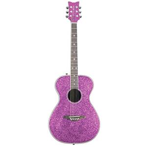 Daisy Rock Pixie Pink Sparkle