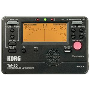 Korg TM50 Black [TM50BK]