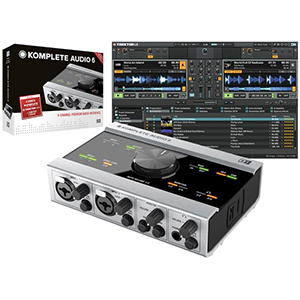 Native Instruments Komplete Audio 6 [21066]