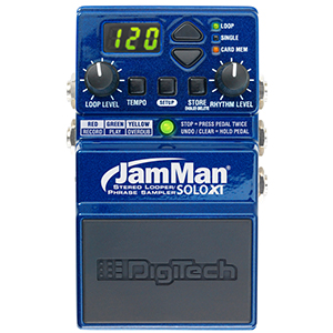 Digitech JamMan Solo XT [JMSXT-04]