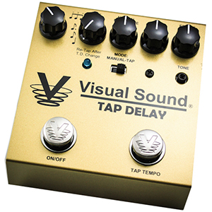 Visual Sound V3 Tap Delay [V3SD]