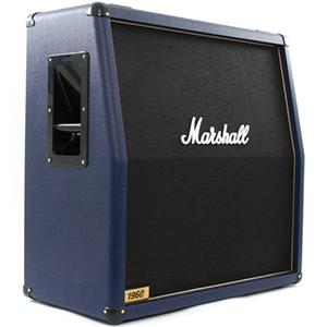 Marshall Joe Satriani Limited Edition Stack  - Blue [1960AJSB JVM410HJSB]