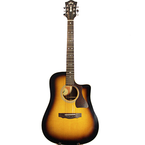 Guild GAD-50PCE Antique Burst [3812506837]
