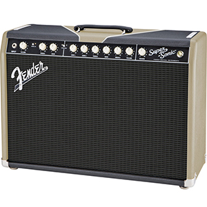 Fender Limited Edition Super Sonic 22 Black Gold [2160000072]