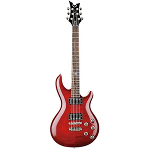 Dean Hardtail Select - Transparent Red [HTSE TRD]