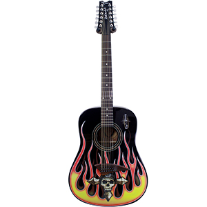 Dean Bret Michaels Signature The Player 12 [BM PLAYER 12]