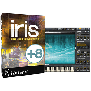 Iris+8 - Digital Download