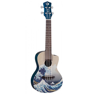 Luna Guitars UKEGWC Great Wave [UKE GWC]