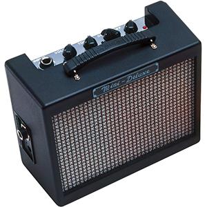Fender Mini Deluxe Amp Black