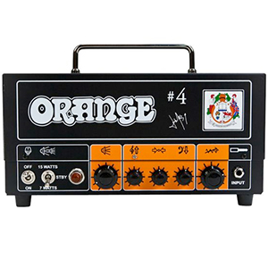 Orange Tiny Terror TT15JR Jim Root Signature [TT15JR]