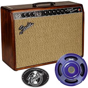Fender FSR 65 Deluxe Reverb Mahogany Cane - Blemished [0217400312]