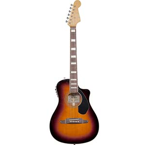 Fender Malibu SCE 3-Color Sunburst [0968602032]