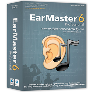 eMedia EarMaster Pro 6