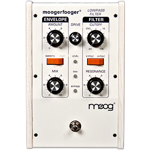 Moog MF-101 Lowpass Filter White [MF-101-0008]