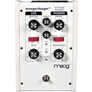 Moog MF-103 12-Stage Phaser White [MF-103-0008]
