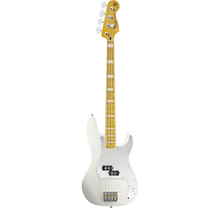 Chris Aiken Precision Bass Olympic White