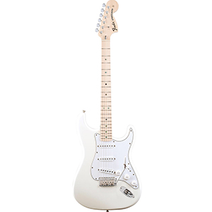 Custom Shop Robin Trower Stratocaster Arctic White