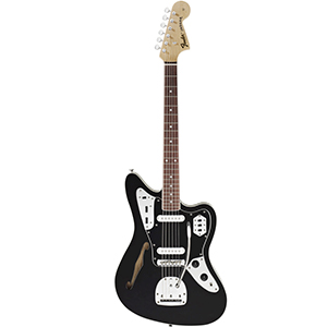 Fender Special Edition Jaguar Thinline Black [0250700506]