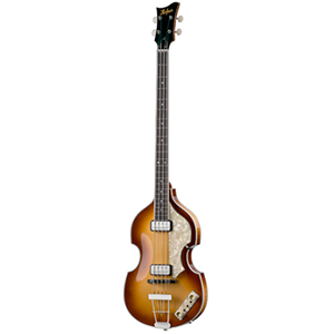 Hofner 1964 Reissue Violin Bass Sunburst