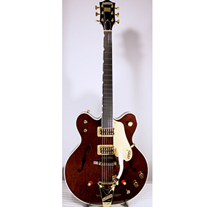 Gretsch G6122-1962 Chet Atkins Country Gentleman - Walnut Stain Blemished [2401135892]
