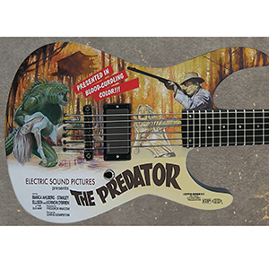 ESP LTD Special Edition 2012 Art Series - The Predator Finish [LMPREDATOR]