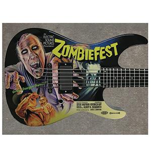 ESP LTD Special Edition 2012 Art Series - Zombie Fest [LMZOMBIEFEST]