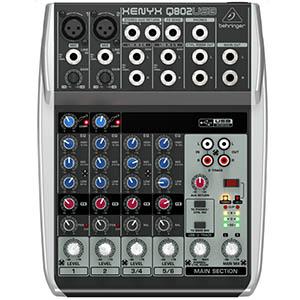 Behringer Q802USB  [Q802USB]