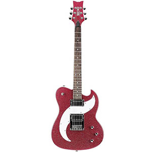 Daisy Rock Tom Boy Deuce Ruby Sparkle [14-6786]