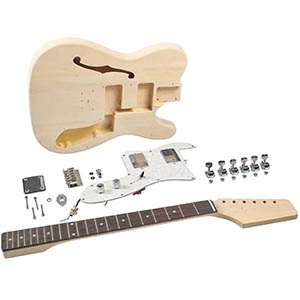 Saga TT-10 Electric Guitar Kit [TT10]