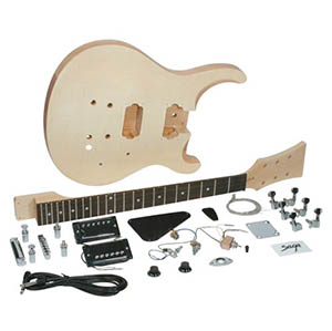 Saga HT-10 Electric Guitar Kit [HT10]