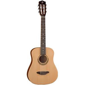 Luna Guitars Safari Nylon