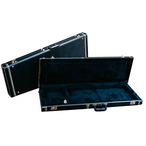 Fender Multi-Fit Hardshell Case - Black w/ Black Interior [0996111306]