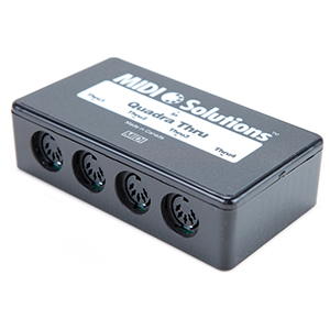 MIDI Solutions Quadra Thru []