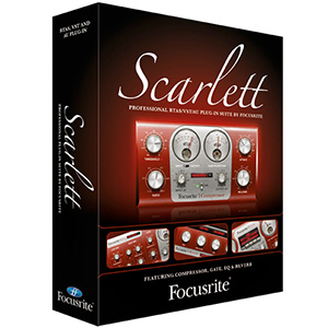 Scarlett Plug-in Suite